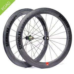 [ROAD] TLO 62 Clincher  Wheelset
